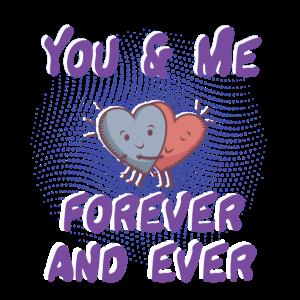 Valentinstag T-Shirt Geschenk Valentinstag Love