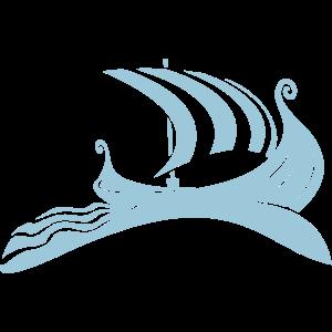 Viking Wikinger Boat Schiff