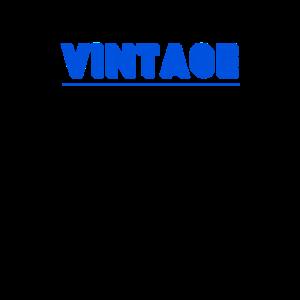 Vintage Retro Nostalgie Vergangenheit Generation