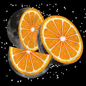 Mondfrucht Grafik