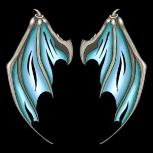 Dragon Wings lustige Geschenkidee Drachen Flügel