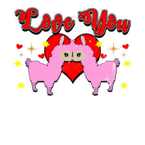 Valentinstag, Lama Valentinstag