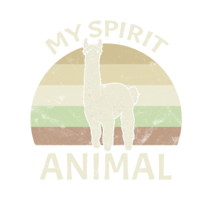 Alpaca: My Spirit Animal