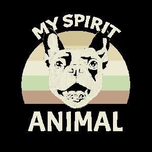 Bulldogge Spirit Animal
