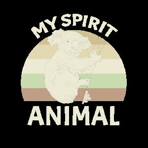 Koala - My Spirit Animal