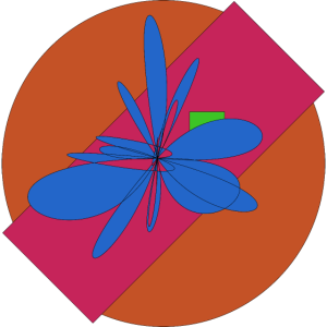 Geometrische Illustration