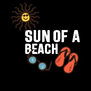 Strand Sonne Strandpromenade Ferieninsel Geschenk