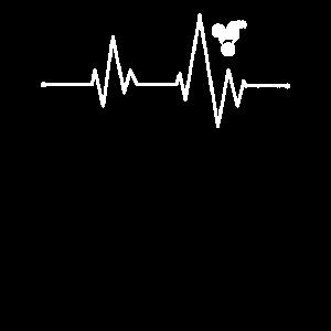 Downhill Montainbike Herzschlag Puls Frequenz