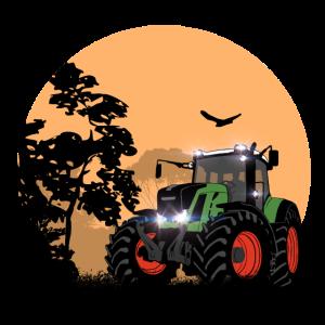 Traktor - Schlepper - Landwirt - Bauer
