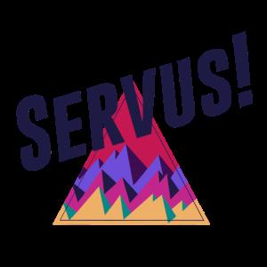 Servus / Bergmensch