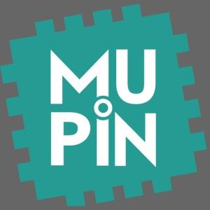 Logo Mupin quadrato