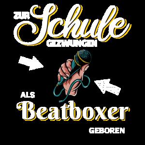 T-Shirt Beatbox Geschenk Beatboxen Kinder Rap