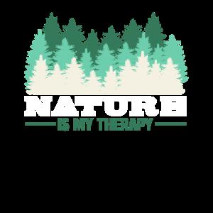 Natur Naturliebe Natur als Therampie Wald
