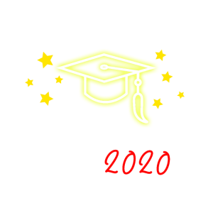 Sponsionsfeier Geschenk Magister Sponsion Hut 2020
