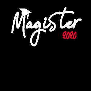 Magister Abschluss Geschenk Sponsion Hut 2020