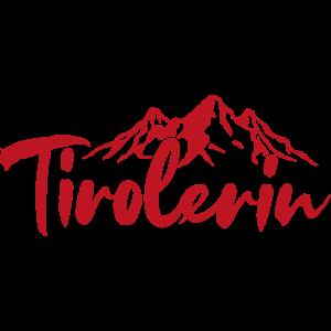 tirolerin österreich berge