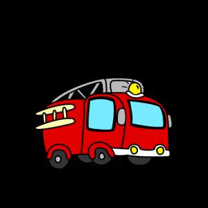 Kindermotiv Nathan Name Feuerwehr