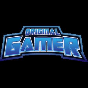 gamer gaming logo symbol