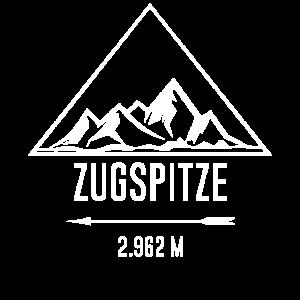 ZUGSPITZE BERG WANDERN BERGSTEIGEN Hiken