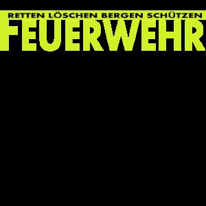 Feuerwehr Retten Loeschen Bergen Schuetzen2