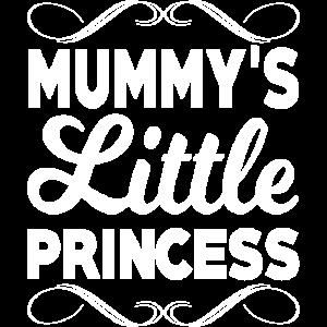 Mama Prinzessin Shirt Kleine Princessin· Geschenk