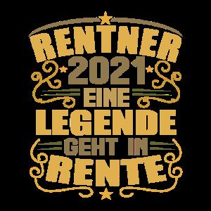 Rentner 2021 Eine Legende Geht In Rente