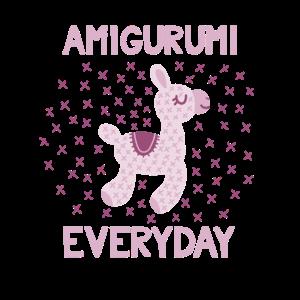 Amigurumi Lama / Alpaka
