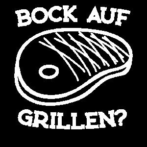 Grill grillen bock Grillmeister Grillsaison