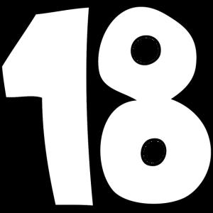 Achtzehn 18