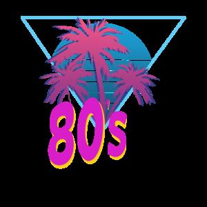80er Jahre 80s 80's Achtziger Motto Party Kostüm