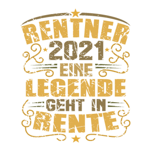 Rentner 2021 Rente Pension Ruhestand Rentenanfang