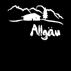 Allgäu Berge USA Alpen Wandern Heimat