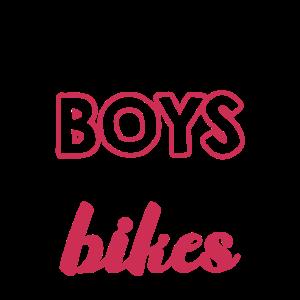 Mädchen Fahrrad BMX MTB Pervers Lustig Spruch Frau