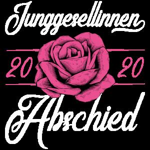 Junggesellinnenabschied 2020 rose