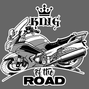 0883 FJR KING of the ROAD