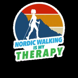 Nordic Walking Gehhilfe Wanderung