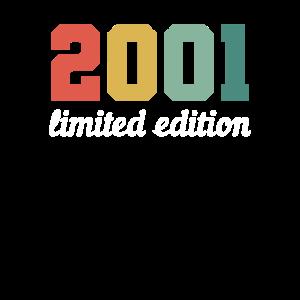 Geburtstags-Retro 2001