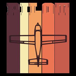 Pilot Vintage Vertical Stripes