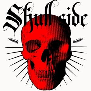 Skull side red