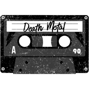 Death Metal Kassette