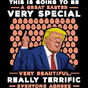 Trump Ostern