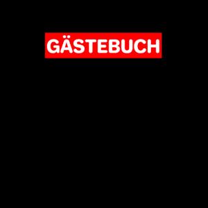 17. Geburtstag Gästebuch
