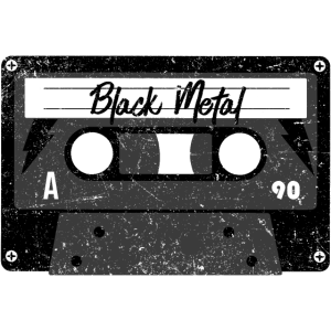 Black Metal Kassette