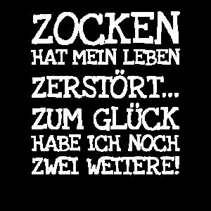 Zocken Hat Mein Leben Zerstört... Zum Glück Habe