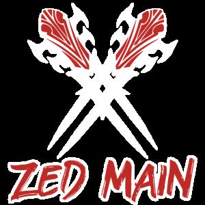 Zed Main League LoL Gamer