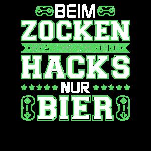 Zocken Bier