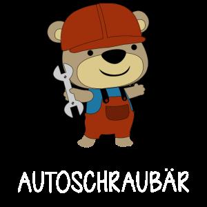 Autoschraubär Werkstatt Automechaniker Geschenk