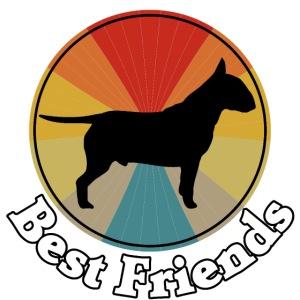 Best Friends - Ich liebe Hunde | Bull Terrier