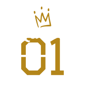 Queen 01 Krone Königin Gold