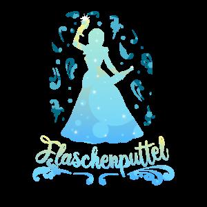 Flaschenputtel - Junggesellinnen JGA Prinzessin